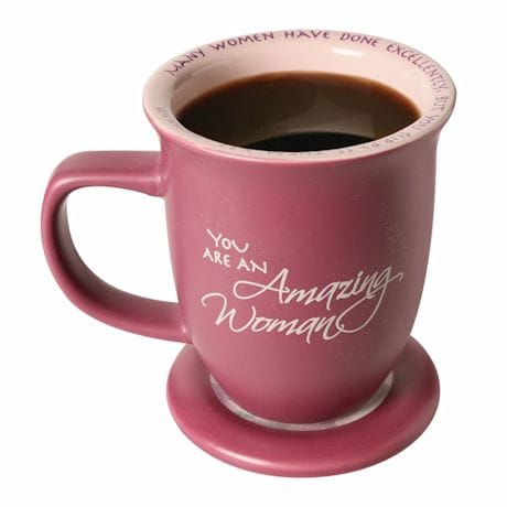 Amazing Woman Mug And Coaster