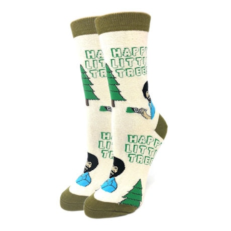 Women's Bob Ross Socks