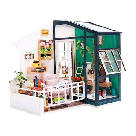 DIY Miniature Balcony Kit
