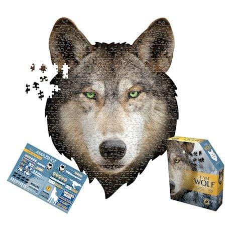 I Am Animal Puzzles