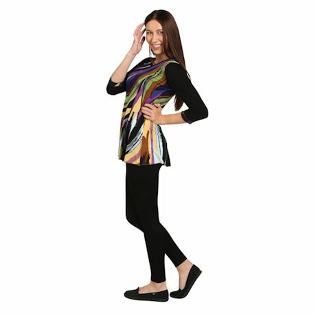 Sierra Sunset Tunic Top