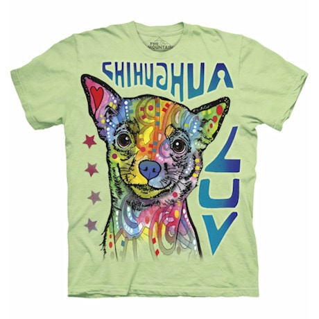Dog Is LUV Ladies T-Shirt