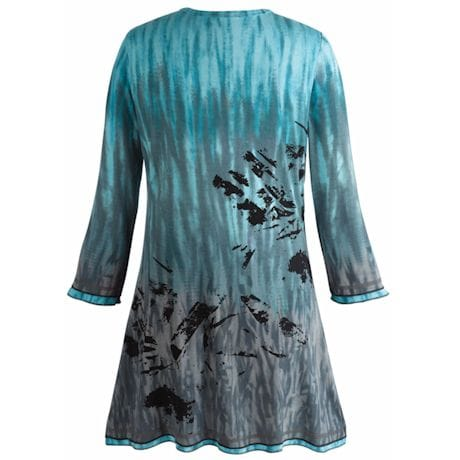 Northern Lights Tunic Top
