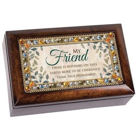 My Friend Musical Photo Box