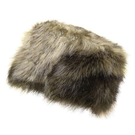 Faux-Fur Fashion Hat