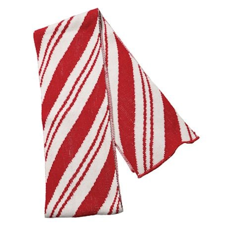 Candy Cane Stripes Scarf