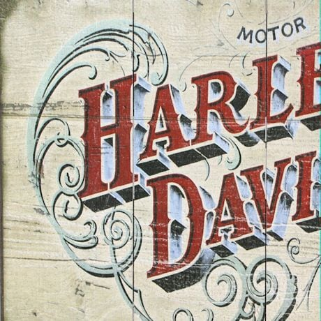 Personalized Harley Davidson® Motorcycle  Part 90