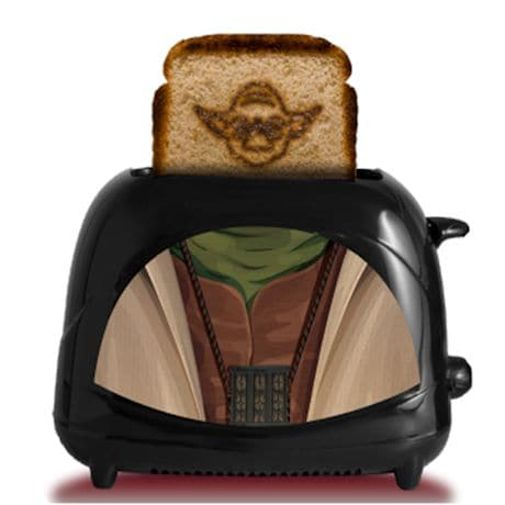 Star Wars Yoda Toaster