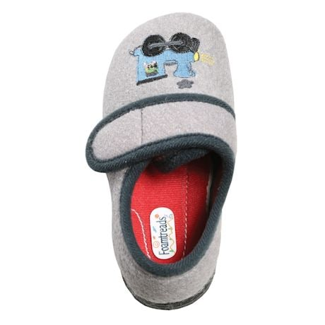 Foamtreads Comfie Kids Slipper - Indoor/Outdoor Slip On Shoes