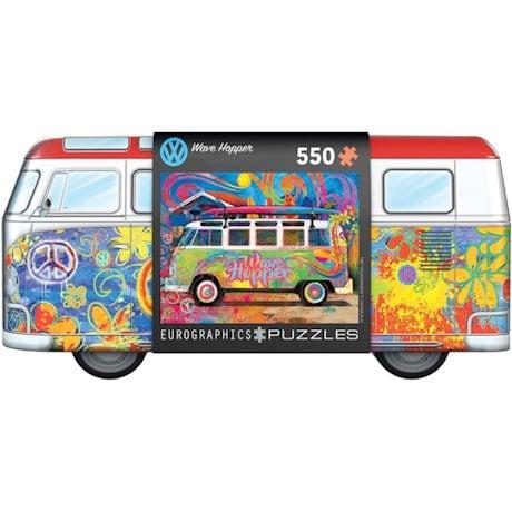 550 Piece Wavehopper Puzzle