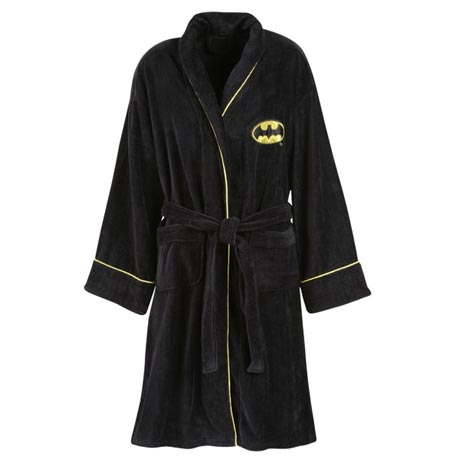 DC COMIC BATHROBE - BATMAN