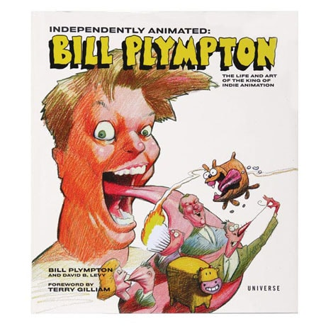 Bill Plympton : Independently Animated Book - Unsigned