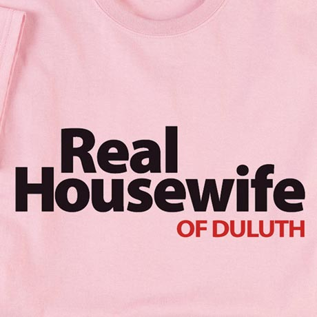 Personalized Real Housewife Shirt