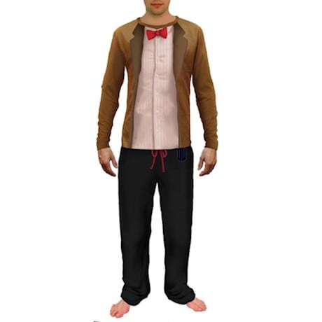 Doctor Who PJ's 11th Doctor Set