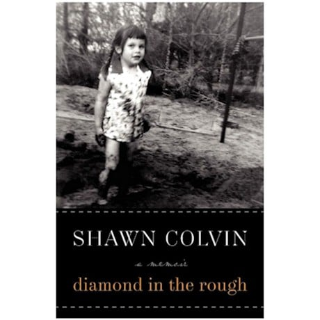 Diamond In The Rough - Shawn Colvin - Signed