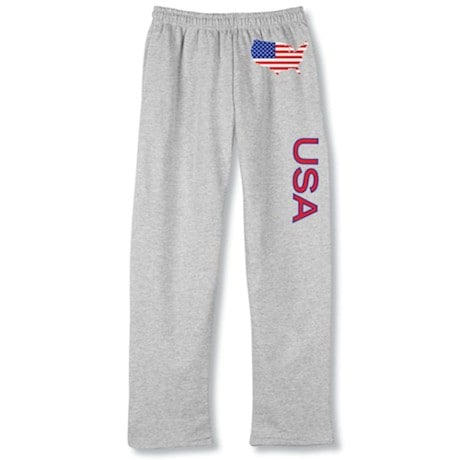 International Graphics Sweatpants - Usa