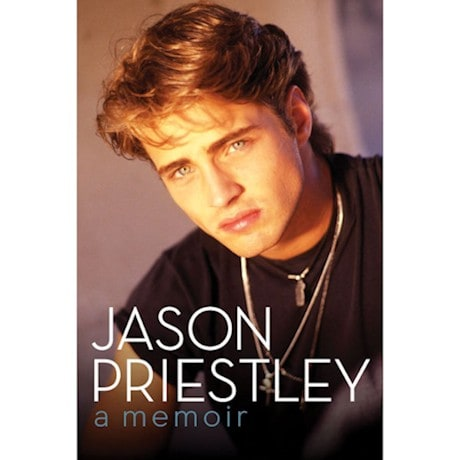 Signed A Memoir By Jason Priestly