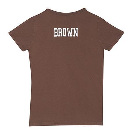 Personalized Women's Football T-Shirt