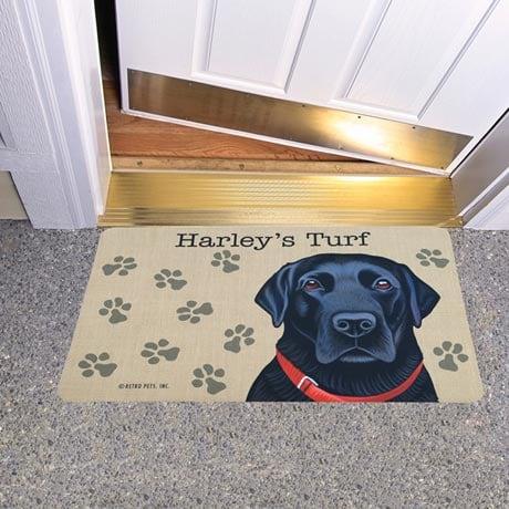 Personalized Pet Doormat