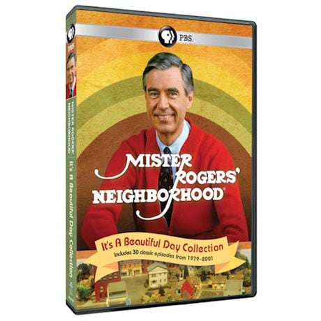 Mister Rogers Neighborhood: It's A Beautiful Day Collection DVD