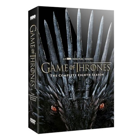 Game of Thrones: The Complete Eighth Season DVD & Blu-ray