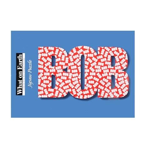 BOB Shaped 585-piece Puzzle
