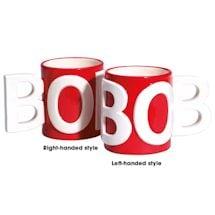 Bob's 3D Ceramic Mug