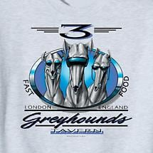 GREYHOUNDS TAVERN LONDON, ENGLAND SHIRT