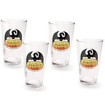 PERSONALIZED DRAGON LAIR PINT GLASSES SET OF 4