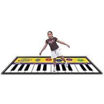 WORLD'S BIGGEST PIANO MAT