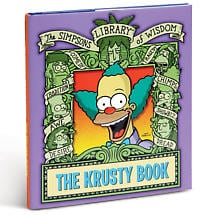 KRUSTY CHARACTER BOOK