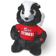 LOVE STINKS SINGING & DANCING PLUSH
