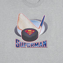 SUPERMAN HOCKEY T-SHIRT