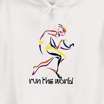 RUN THE WORLD HOODIE