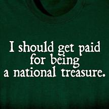 I SHOULD GET PAID SHIRT