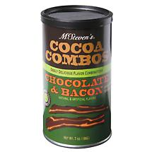 BACON FOODSTUFFS - CHOCOLATE BACON COCOA