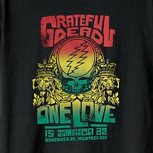 GRATEFUL DEAD JAMAICA T-SHIRT