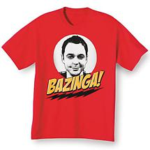BIG BANG THEORY BAZINGA™ T-SHIRT
