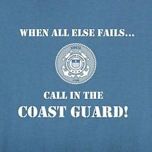 MILITARY SHIRT - COAST GUARD SHIRT