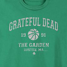 GRATEFUL DEAD THE GARDEN 1991 T-SHIRT