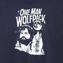 ONE MAN WOLFPACK HANGOVER T-SHIRT