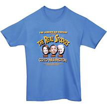 THE REAL STOOGES GO TO WASHINGTON T-SHIRT