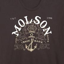 MOLSON BEER T-SHIRT