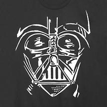 STAR WARS DARTH VADER NATION T-SHIRT