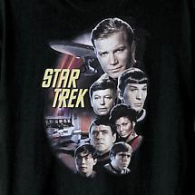 STAR TREK THE CLASSIC T-SHIRT