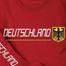 INTERNATIONAL PRIDE LONG SLEEVE SHIRT - DEUTSCHLAND (GERMANY)