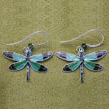 DRAGONFLY JEWELRY - EARRINGS