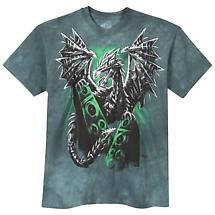 ELECTRIC DRAGON T-SHIRT