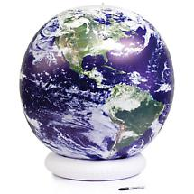 INFLATABLE ASTRONAUT VIEW GLOBE - SMALL