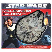 STAR WARS MILLENNIUM FALCON BOOK